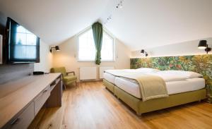 Das Grüne Hotel zur Post - 100 % BIO, Отели  Зальцбург - big - 2