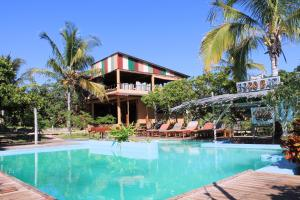 Mozambeat Motel, Hostels  Praia do Tofo - big - 1