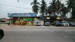 Selesa homestay, Privatzimmer  Kuantan - big - 12