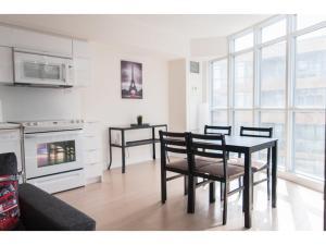 N2N Suites - Downtown City Suite, Ferienwohnungen  Toronto - big - 52