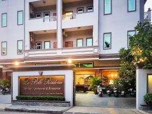 La Belle Residence, Apartmány  Phnom Penh - big - 81