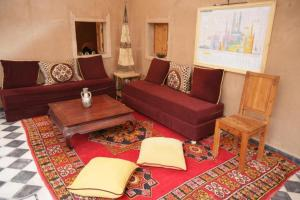 Villa Boujouf, Affittacamere  Guelmim - big - 43