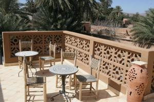 Villa Boujouf, Гостевые дома  Guelmim - big - 41