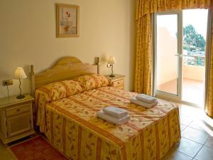 Marbella Beach Resort at Club Playa Real, Apartmanok  Marbella - big - 16
