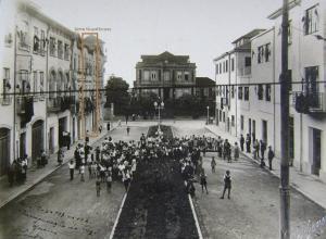 Lima Guesthouse (B&B), Guest houses  Braga - big - 41