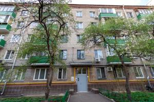 Apartments on Malaya Pirogovskaya, Ferienwohnungen  Moskau - big - 48