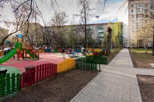 Apartment on Malaya Pirogovskaya 23, Ferienwohnungen  Moskau - big - 52