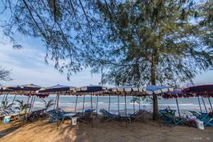 LPN Sea View Hua Hin, Apartmány  Ban Lam Rua Taek - big - 15