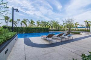 LPN Sea View Hua Hin, Apartmány  Ban Lam Rua Taek - big - 4