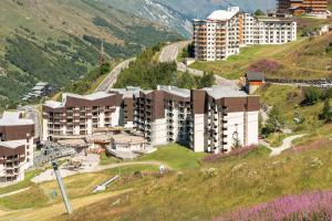 Maeva Les Combes, Apartmanhotelek  Les Menuires - big - 1