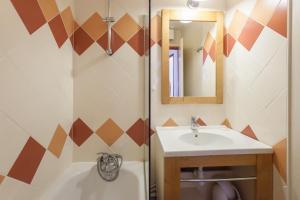 Maeva Les Combes, Apartmanhotelek  Les Menuires - big - 22