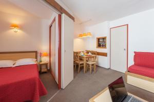 Maeva Les Combes, Apartmanhotelek  Les Menuires - big - 25