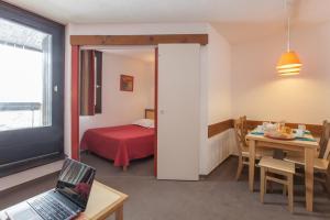 Maeva Les Combes, Apartmanhotelek  Les Menuires - big - 26