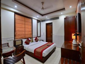 Hotel Daanish Residency, Отели  Нью-Дели - big - 28