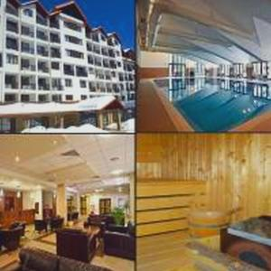 Apartment in Borovets Gardens C17, Apartments  Borovets - big - 19