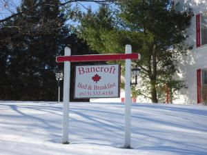 Bancroft Bed & Breakfast.  Foto 7