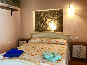 Le Contrade Tropea, Bed and Breakfasts  Brattirò - big - 38