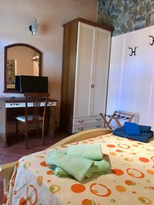 Le Contrade Tropea, Bed and Breakfasts  Brattirò - big - 44