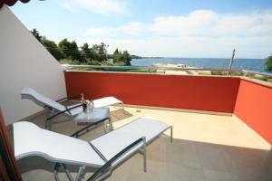 Villa Egida Capris, Апартаменты  Ловречица - big - 4