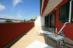 Villa Egida Capris, Apartments  Lovrečica - big - 7