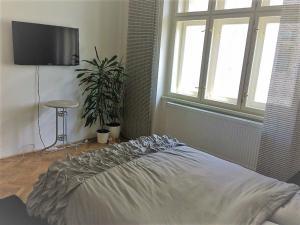 Guestin 2Room Apartment @ Francouzska, Апартаменты  Прага - big - 8