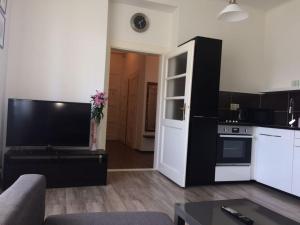Guestin 2Room Apartment @ Francouzska, Апартаменты  Прага - big - 2