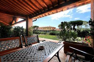 Podere San Giuseppe, Apartmanhotelek  San Vincenzo - big - 23