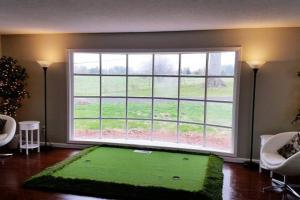 The Golf House, Hétvégi házak  Radcliff - big - 4