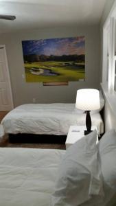 The Golf House, Hétvégi házak  Radcliff - big - 9