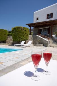 Delia Paradise Luxury Villas, Vily  Mykonos - big - 73