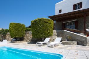 Delia Paradise Luxury Villas, Vily  Mykonos - big - 74