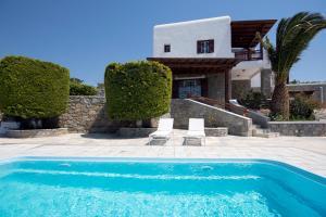 Delia Paradise Luxury Villas, Vily  Mykonos - big - 76