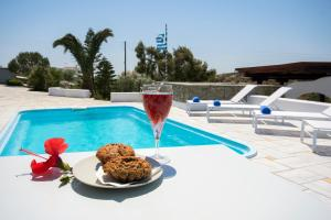 Delia Paradise Luxury Villas, Ville  Città di Mykonos - big - 78