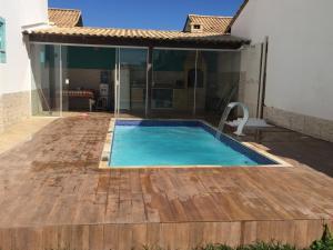 Casa de praia em Cabo Frio, Prázdninové domy  Tamoios - big - 46