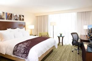 Deluxe King or Two Double Bed Room