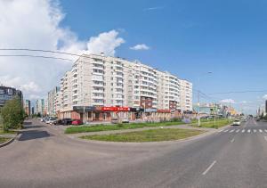Apartment at Vzletnaya 24, Ferienwohnungen  Krasnoyarsk - big - 19