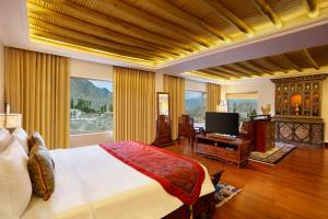 The Grand Dragon Ladakh, Отели  Лех - big - 11