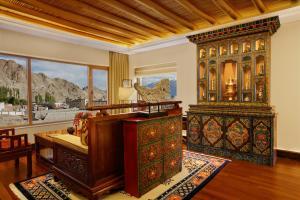 The Grand Dragon Ladakh, Отели  Лех - big - 2