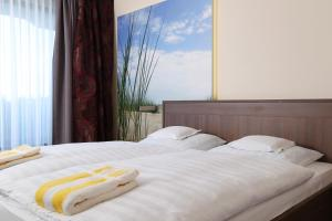 Hotel Seelust, Hotely  Cuxhaven - big - 13