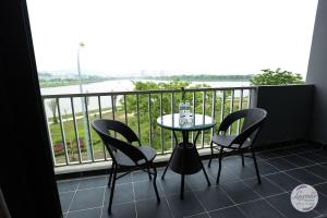 Lavender House, Apartmány  Ha Long - big - 102