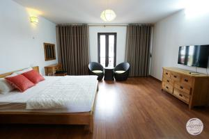 Lavender House, Apartmány  Ha Long - big - 107