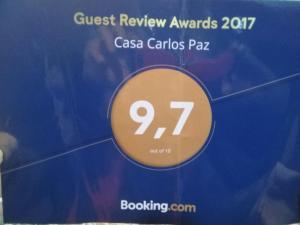 Casa Carlos Paz, Дома для отпуска  Вилья-Карлос-Пас - big - 14