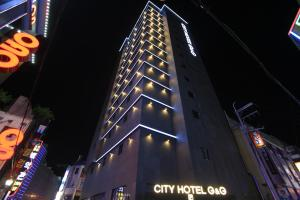 City Hotel G&G, Hotely  Pusan - big - 44