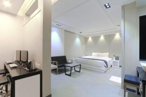 City Hotel G&G, Отели  Пусан - big - 3