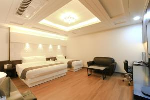 City Hotel G&G, Отели  Пусан - big - 9
