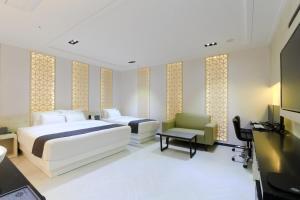 City Hotel G&G, Отели  Пусан - big - 10