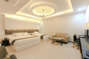 City Hotel G&G, Отели  Пусан - big - 15