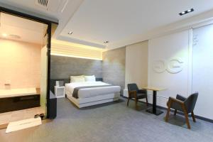 City Hotel G&G, Отели  Пусан - big - 22