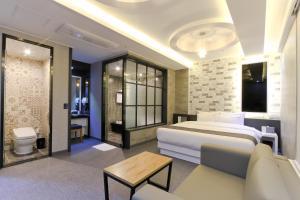 City Hotel G&G, Отели  Пусан - big - 23