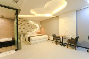 City Hotel G&G, Отели  Пусан - big - 26
